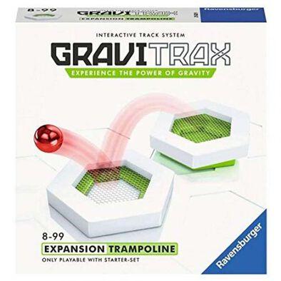 Gravitrax蹦床效應配件