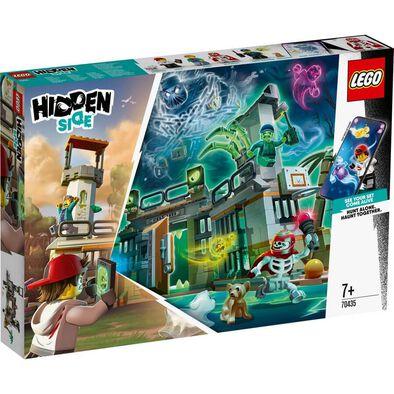LEGO Newbury的廢棄監獄 70435