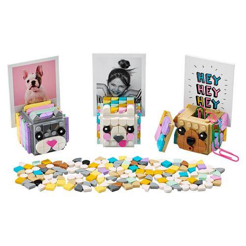 LEGO樂高豆豆系列小動物迷飾盒連相插 41904