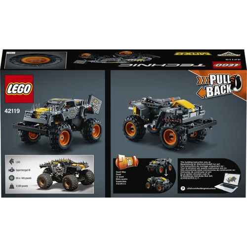 LEGO樂高機械組系列 Monster Jam Max-D - 42119