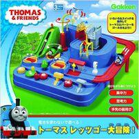Thomas & Friends湯瑪士小火車大冒險系列湯瑪士冒險之旅