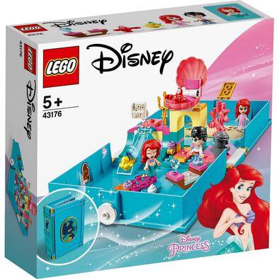 LEGO樂高廸士尼系列 小魚仙樂高故事書 43176