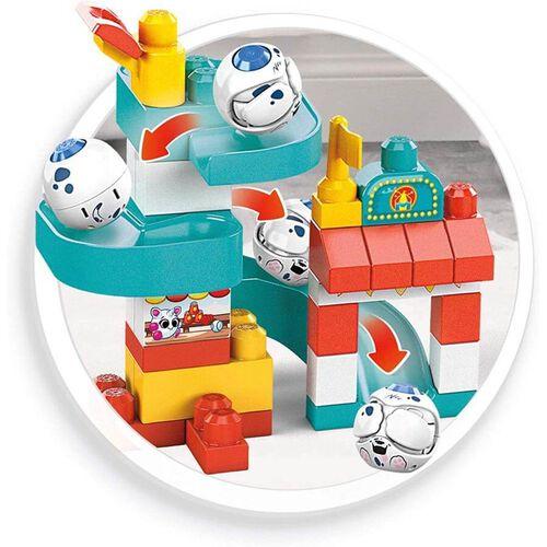Mega Bloks美高積木first Builders系列peek A Blocks遊樂園