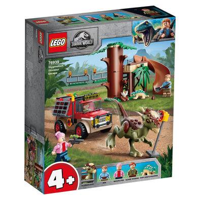 LEGO樂高侏羅紀世界系列 Stygimoloch Dinosaur Escape 76939