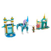 LEGO樂高迪士尼公主系列Raya and Sisu Dragon - 43184