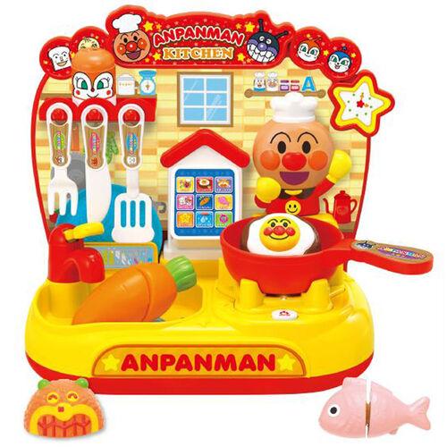 Anpanman麵包超人開心廚房