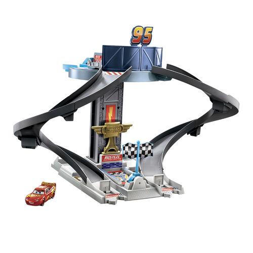 Disney Cars «汽車總動員» Rust·Eze大廈套裝