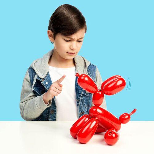 Squeakee 機械氣球狗