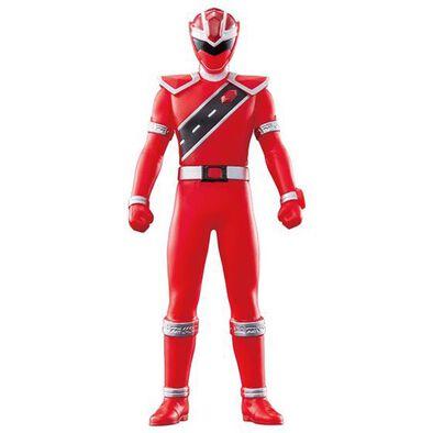 Bandai 魔進戰隊英雄系列 - 煌輝紅戰士