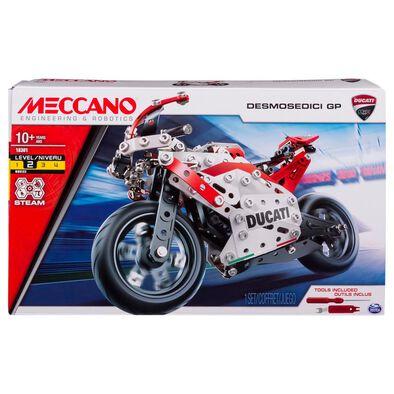 Meccano麥爾卡羅 電單車模型