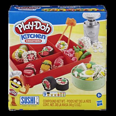 Play-Doh培樂多 小煮意系列 - 壽司套裝