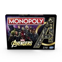 Monopoly大富翁復仇者聯盟 (香港及台灣中文版)