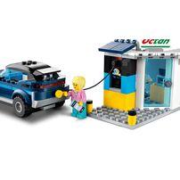LEGO樂高城市系列 服務站 60257