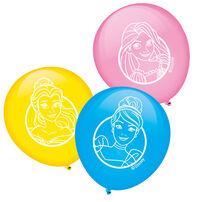 Disney Princess迪士尼公主 印刷氣球 - 隨機發貨