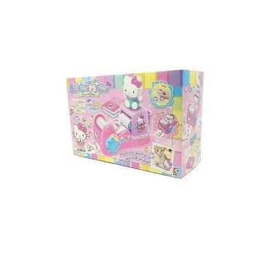 Blue Box Hello Kitty吉蒂貓 Diy創意貼紙機