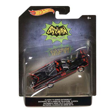Hot Wheels風火輪 蝙蝠俠合金車系列 - 隨機發貨