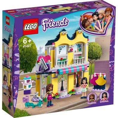 LEGO Friends Emma 的裁縫店 41427