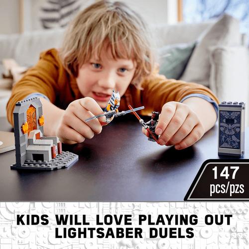 LEGO樂高 Duel on Mandalore 75310