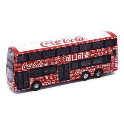 Tiny微影 城市 合金車仔 - B9TL 巴士 可口可樂