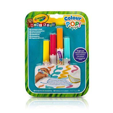 Crayola繪兒樂color Pop 4支補充裝