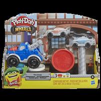Play-Doh培樂多車輪系列拖車