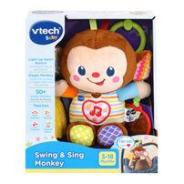Vtech偉易達 搖擺與唱歌猴子