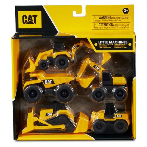 Cat卡特比勒 小機器5件裝