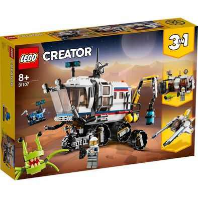 LEGO Creator Expert 3 In 1 太空飛船探險家 31107