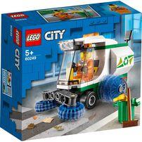 LEGO樂高城市系列 清道夫 60249