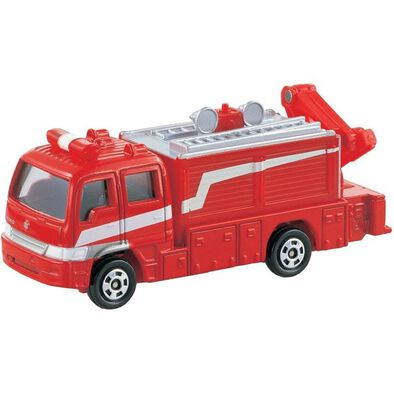 Tomica Bx074 Disaster Rescue Team Iii Type