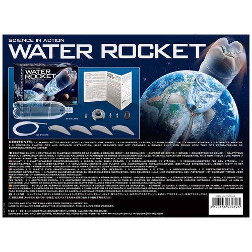 4M創意科學系列 水火箭科學