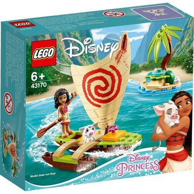 LEGO樂高廸士尼系列 Moana海洋歷險 43170