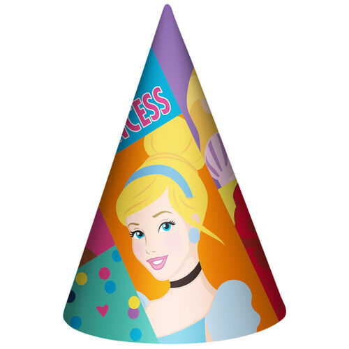 Disney Princess迪士尼公主 纸帽