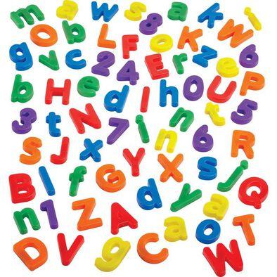 Universe Of Imagination知識小宇宙72磁性字母及數字
