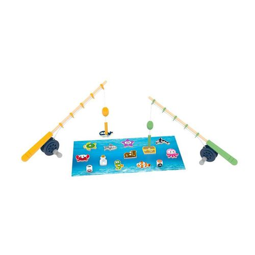 J'Adore Fishing Treasure Game Play