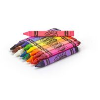 Crayola繪兒樂 可水洗三角蠟筆16支裝