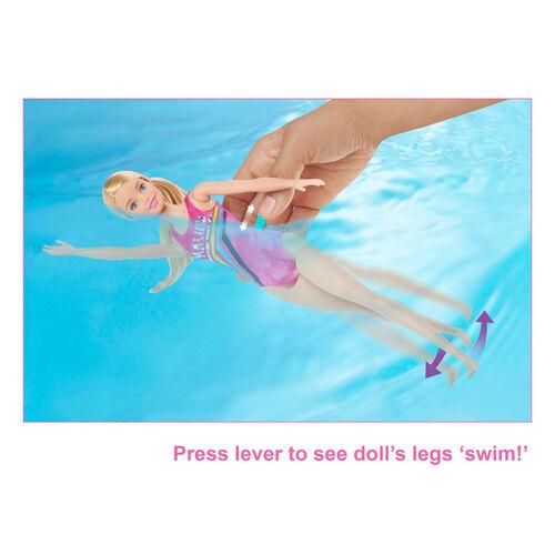 Barbie芭比 與寵物游泳套裝