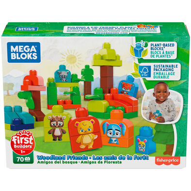 Mega Bloks 美高積木森林朋友