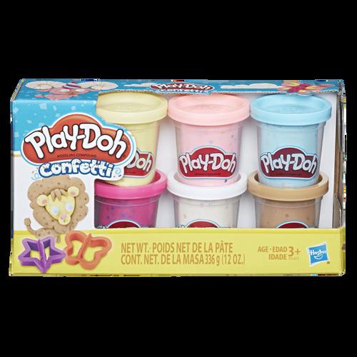 Play-Doh培樂多五彩紙屑系列