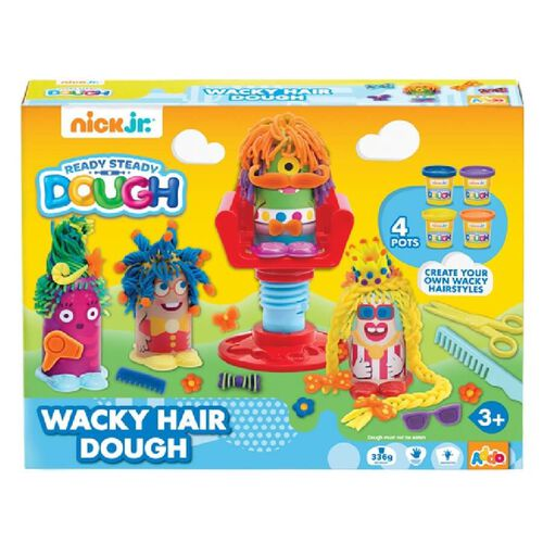 Nick Jr Ready Steady Dough 創意髮型套裝