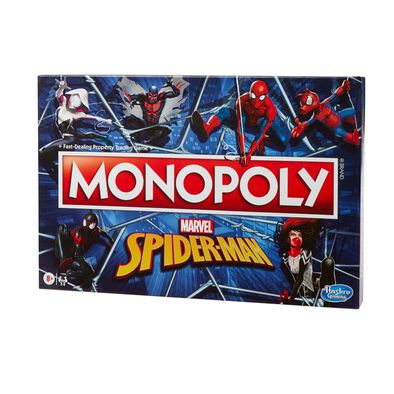 Monopoly Marvel Spider-Man