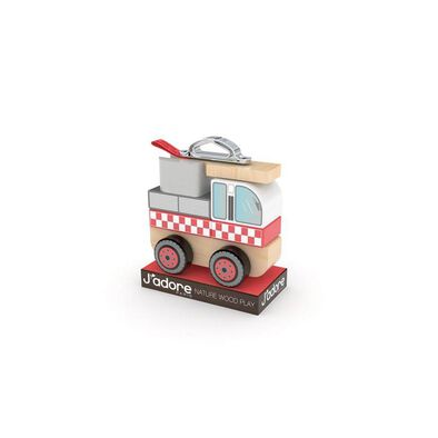 Jadore J'Adore疊疊消防車