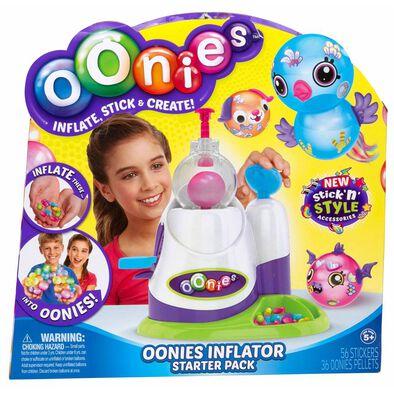Oonies奧尼斯 神奇黏貼球 S3 入門驚喜套裝