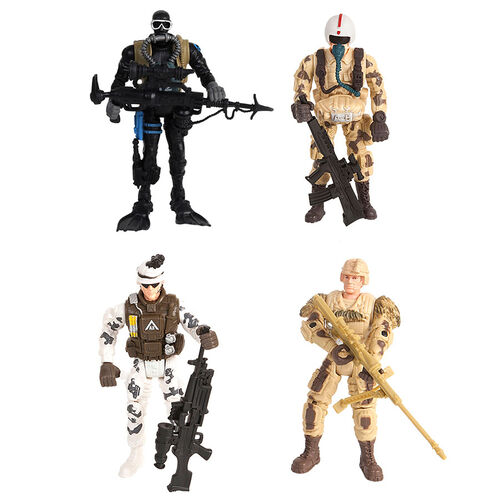 Soldier Force 巡邏部隊士兵套裝