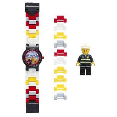 LEGO樂高城市系列  Fireman Watch