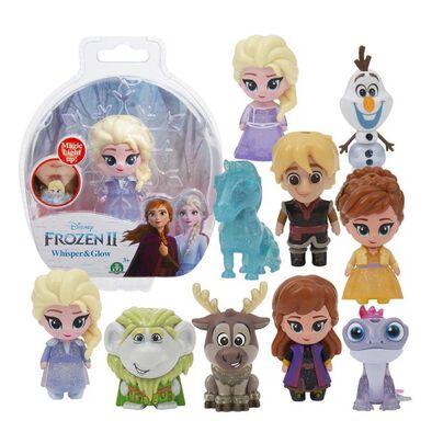 Disney Frozen迪士尼魔雪奇緣 2 迷你發光公仔單件裝 - 隨機發貨