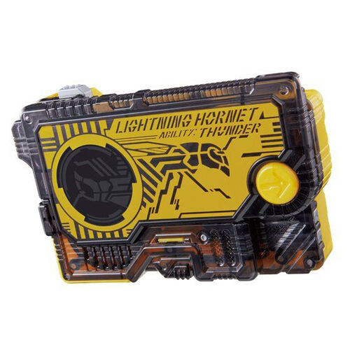 Kamen Rider 幪面超人Zero-One Dx 閃電馬蜂變身匙卡