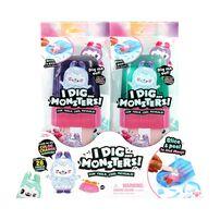 I Dig Monsters可愛怪獸冰條系列-基本裝 -隨機發貨