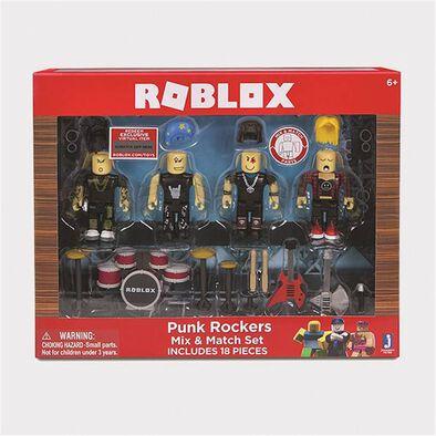 Roblox機器磚塊 模型4個裝