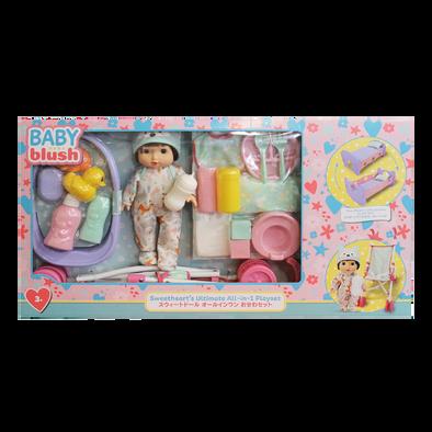 Baby Blush 親親寶貝 甜心寶寶嬰兒護理套裝